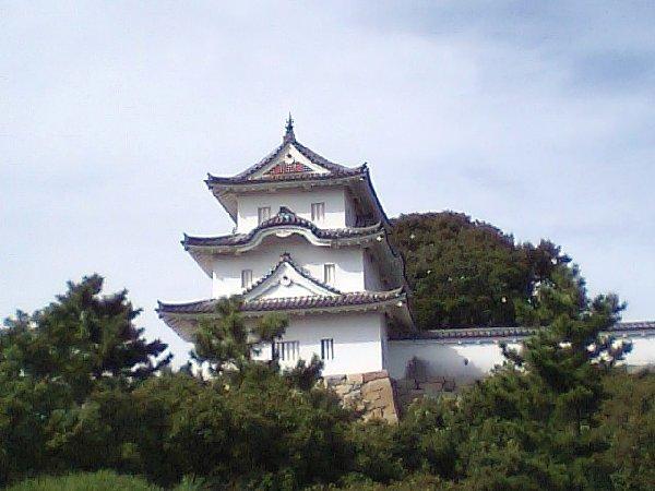 明石公園(兵庫県明石市)