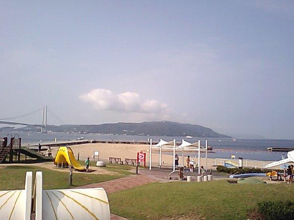 大蔵海岸(兵庫県明石市)