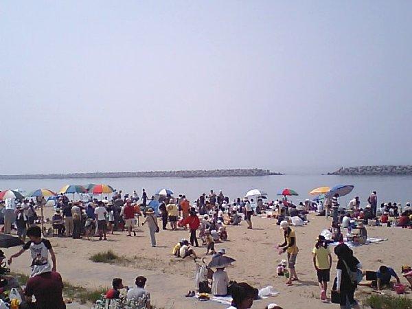 二見 びしゃもん浜(ビシャモン浜)